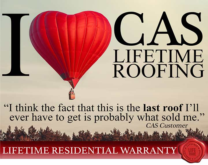 I Love CAS Roofing