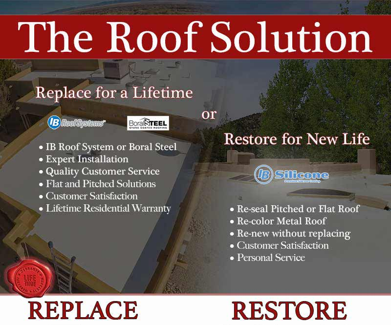 The Roof Solution - Albuquerque Roofers - Roswell Roofers