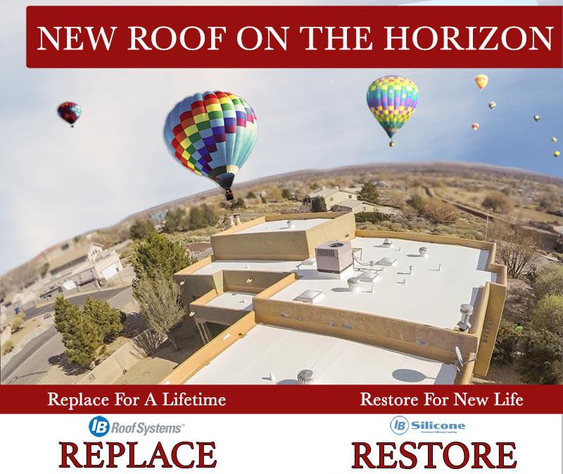 New Roof On The Horizon